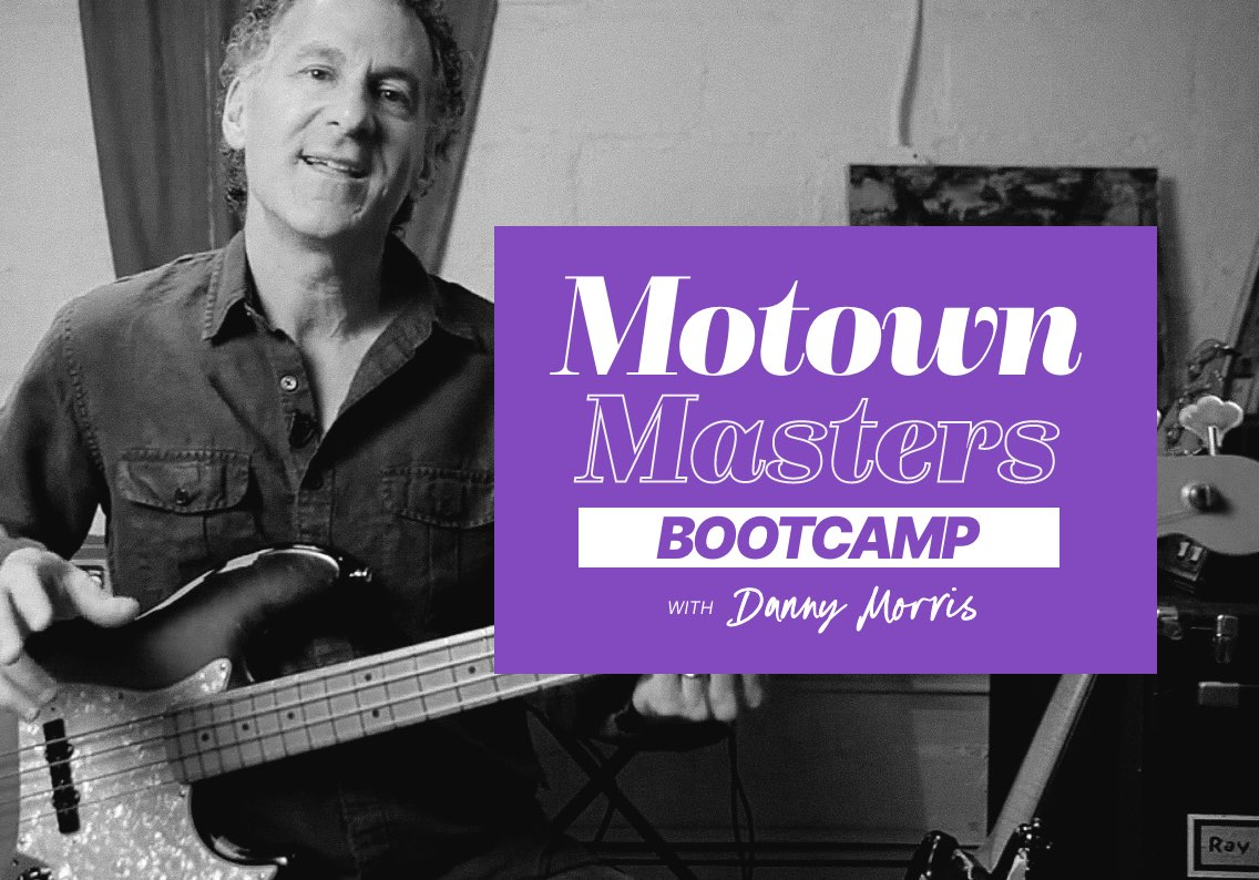 Motown Masters Bootcamp