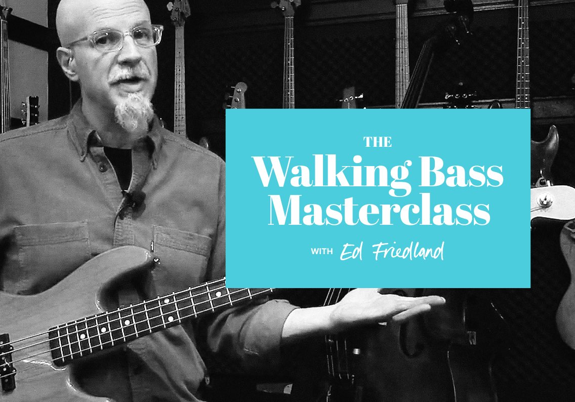 The Walking Bass Masterclass